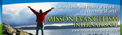 mission evangelism international, international missions, evangelists, evangeline programs, mission sponsors